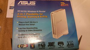 Asus wireless Router for Sale in Buena Park, CA