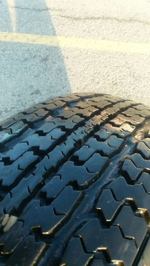 Trailer tire 225/75 R15 for Sale in Blairsville, PA