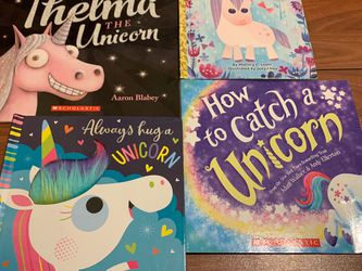Bundle Of Unicorn Themed Children Books for Sale in Boca Raton,  FL