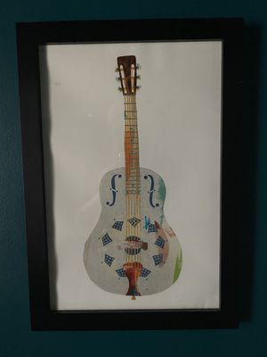 Guitar artwork for Sale in Nolensville, TN