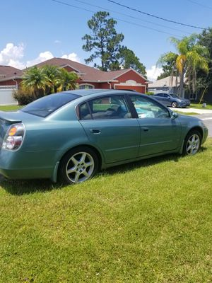 2002 Nissan altima 3.5 for Sale in Kissimmee, FL