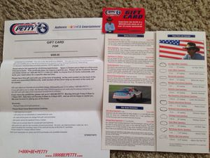 Richard petty driving experience for Sale in Taylorsville, UT