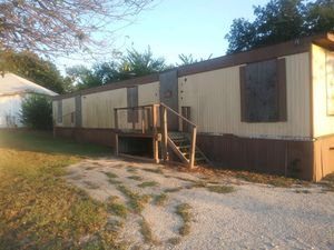 Mobile Home 2/2 for Sale in Justin, TX