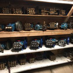 Pressure washer pump rebuilt for Sale in Las Vegas,  NV