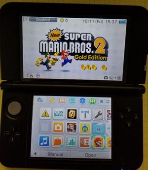 Modded Nintendo 3DS XL with Custom Firmware CFW for Sale in Lakeside, TX