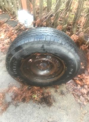 Dodge spare tire free for Sale in Roy, WA