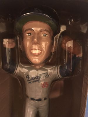 Collectors Item Dodgers Bobblehead Orel Hershiser for Sale in Chino, CA