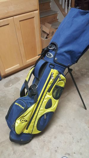 LOCO JUNIOR GOLF CLUBS AND BAG for Sale in Boyds, MD
