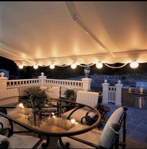 Sunsetter Awning Party RV Lights for Sale in New Milford, CT