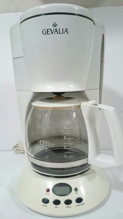 Gevalia 12 cup coffee maker for Sale in East Los Angeles,  CA