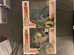 "Dragonball Z 6"" Funko Pop set for Sale in Pembroke Pines, FL"