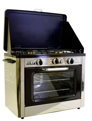 Camp Chief indoor outdoor stove and oven for Sale in Pearland, TX