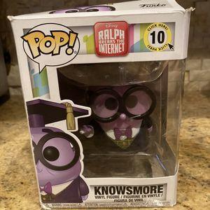 Funko Pop Knowsmore From Disney Wreck-It Ralph for Sale in Boca Raton, FL