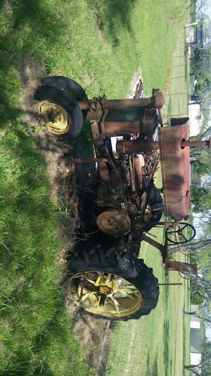 Antique 1936 JD tractor for Sale in Leander, TX