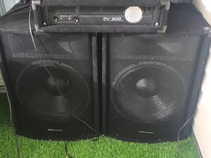 peavey amplifier pv 900 for Sale in Revere, MA
