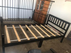 Twin size bed frame for Sale in Palmdale, CA