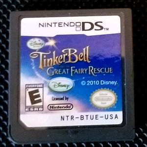 Disney Tinkerbell Great Fairy Rescue DS for Sale in Marysville, WA