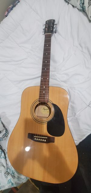FENDER ACOUSTIC GUITAR for Sale in Garden Grove, CA
