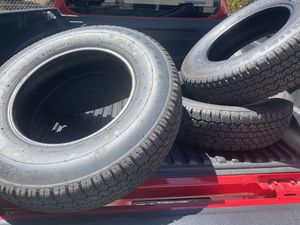 205/80/r16 Bridgestone dueler tires for Sale in Chula Vista, CA