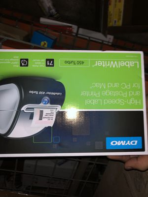 Label printer for Sale in Jessup, MD