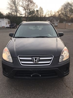 2006 HONDA CRV EX ONE OWNER RUNS PERFECT for Sale in New Britain, CT