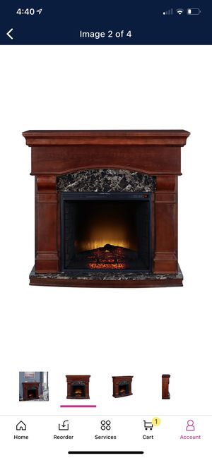 Fireplace Tv Stand for Sale in Hayward, CA