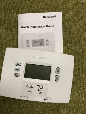 Honeywell Thermostat for Sale in Indian Trail, NC