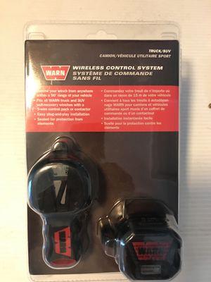 Warn wireless control system for Sale in Boynton Beach, FL