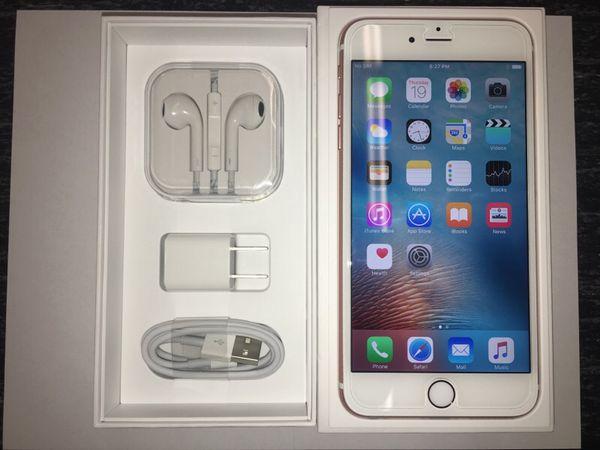 Like new iPhone 6s Plus 64gb Sprint