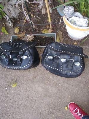 Harley Davidson saddle bags for Sale in Fresno, CA