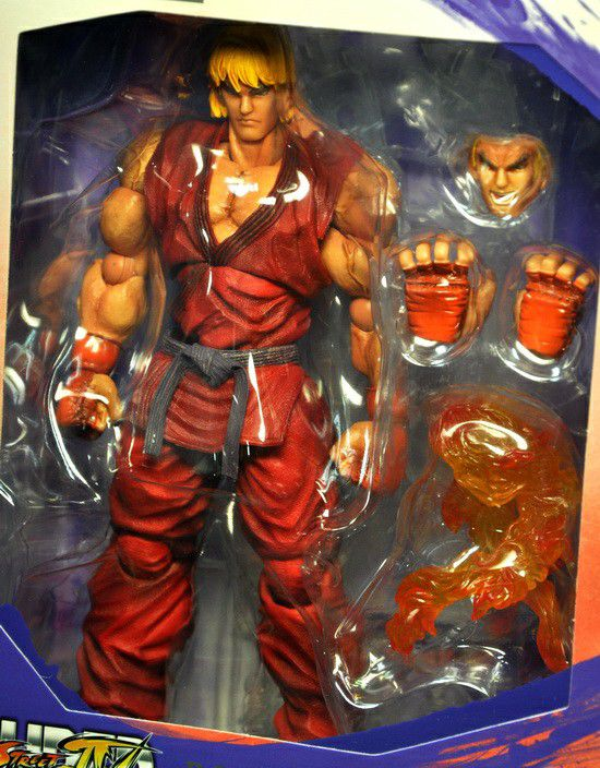 Play arts kai ken masters