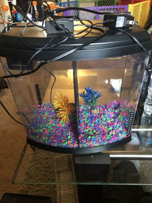 5 Gallon Fish Tank for Sale in White Plains, MD