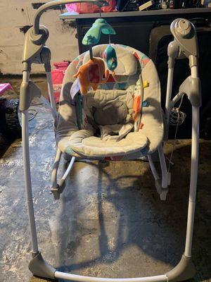 Baby swing for Sale in Houston, PA