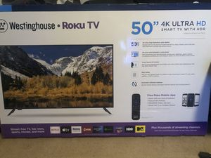 50 inch Westinghouse Smart TV for Sale in Whittier, CA