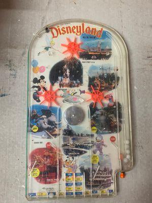 Disney Pin Ball machine - wolverine toys for Sale in La Habra, CA