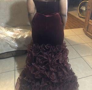 Jovani Velvet Prom Dress for Sale in US
