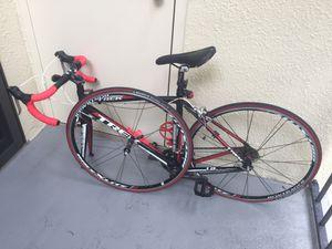 Trek road bike -red for Sale in Miami Lakes, FL