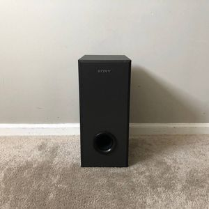 Sony SS-SW115 Passive Home Theater Subwoofer for Sale in Mount Prospect, IL