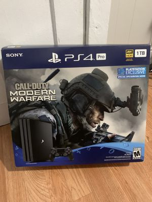 Ps4 pro. 6 games. Gamer chair for Sale in East Haven, CT