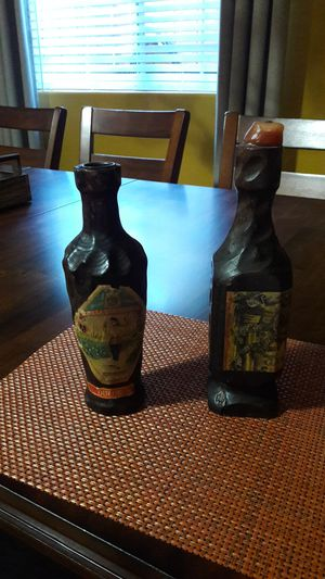 Bottle antic candle holder's for Sale in San Diego, CA