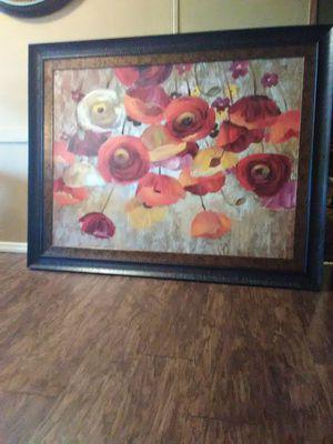 Pretty picture.. big for Sale in Dublin, GA