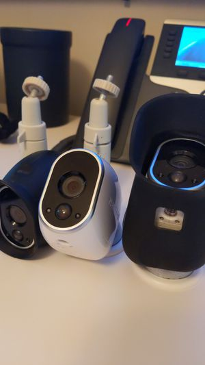 Arlo add on cameras for Sale in South Riding, VA