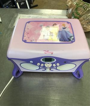 Disney Princess CD Player for Sale in Matawan, NJ
