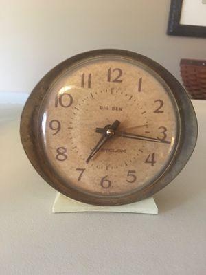 Westclox Baby Ben Style 8 Mechanical Alarm Clock USA for Sale in Harrodsburg, KY