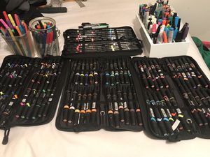 Massive Marker collection! Prisma Premier more. for Sale in Delray Beach, FL