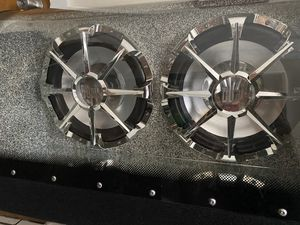 Dual Subwoofers 1100w for Sale in Lowell, MA