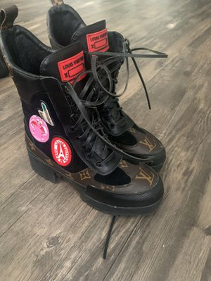 Authentic Louis Vuitton boots for Sale in Philadelphia, PA