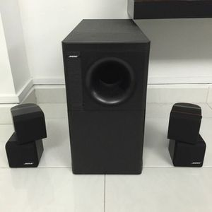 Bose Acoustimass AM5 AM-5 Series II 2.1 Speaker System for Sale in Silver Spring, MD