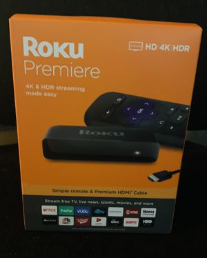 Roku Premier for Sale in Waterford Township, MI