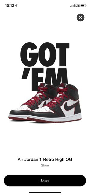 Air Jordan 1 Retro High OG for Sale in Carson, CA